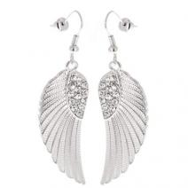 Ohrringe Angel Wings - Silber