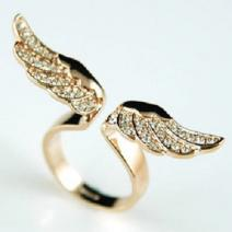 Ring Angel Wings
