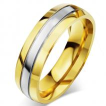 Ring Fidelity - Golden/69mm