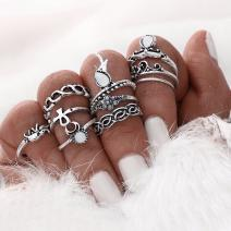 Set - Ringen Turkish - Silber