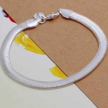 Armband Party-Silber
