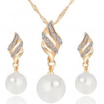 Set Trendy Pearl - Golden
