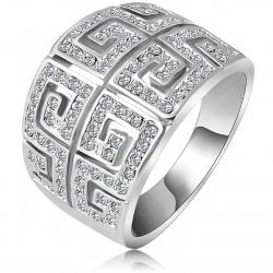 Ring Sparkling - Silber/53mm